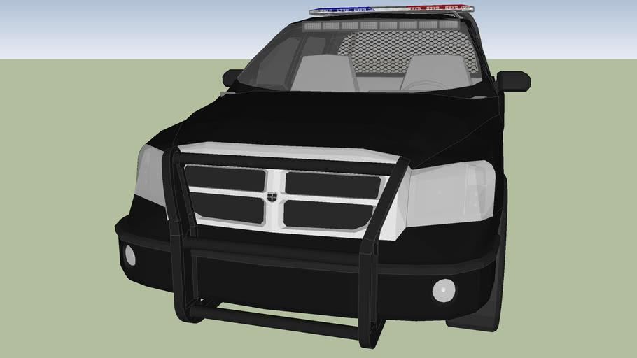 patrulla esquipada dodge dakota modelo 2012