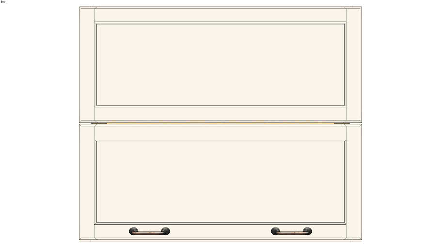 Wall Lateral Bifold Cabinet