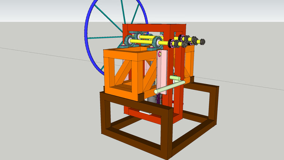 elips bükme makinası