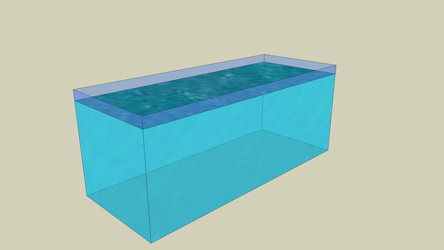 Fish Tank (150 x 60 x 60 [cm])