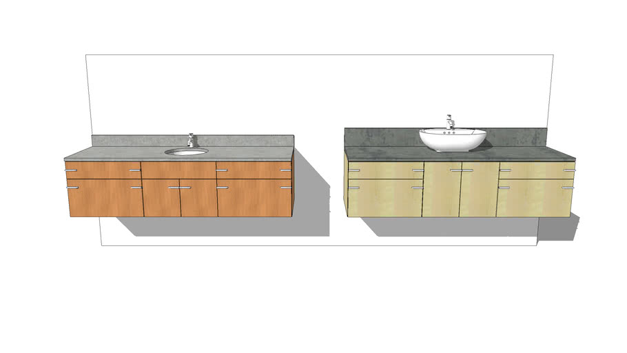 Bathroom Storage 3d Warehouse, Bathroom Cabinet Warehouse