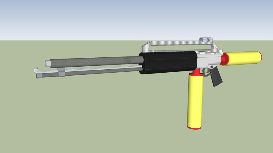 Flame thrower TORCH 1 A
