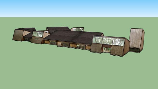 NMC - Okerstrom Fine Arts Building