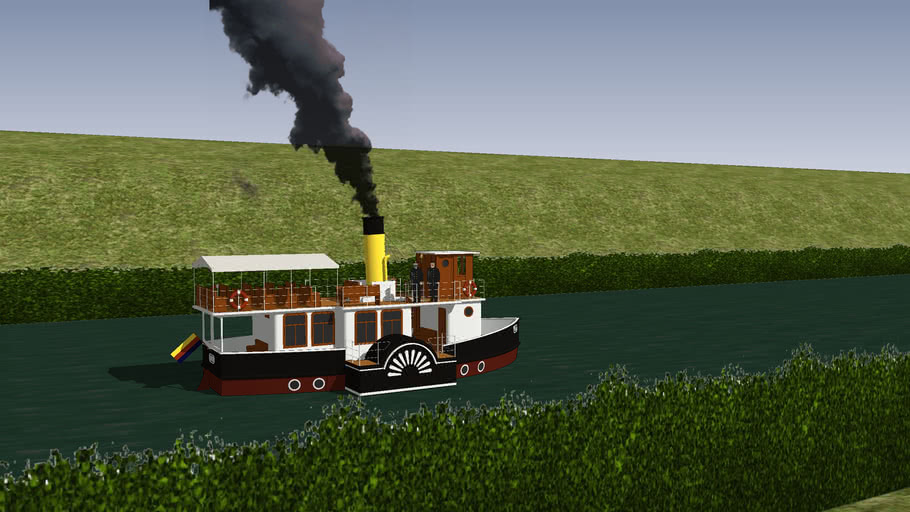 Steamboat Edna