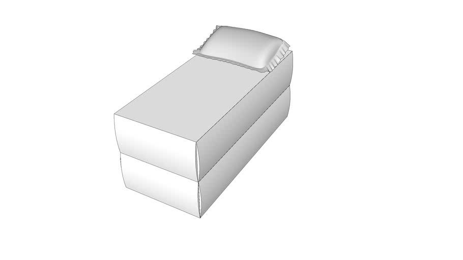 cama box princess