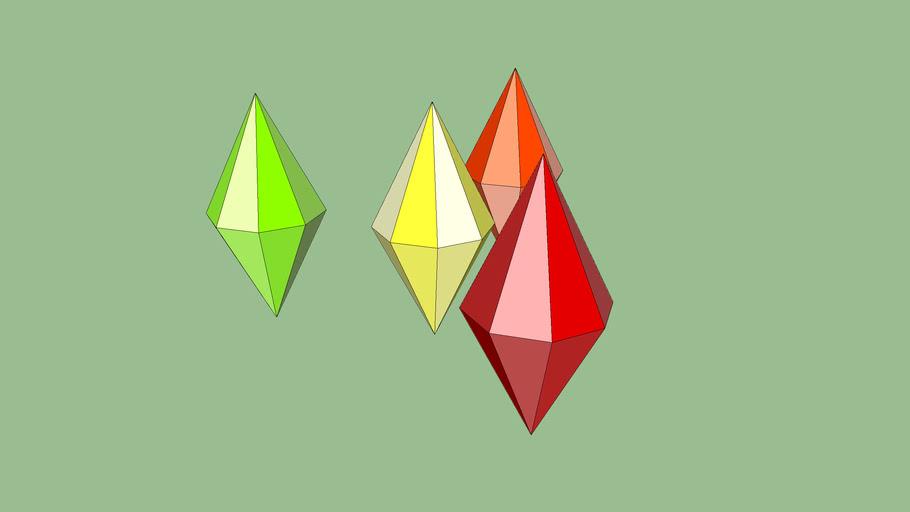 Estrelas do The Sims