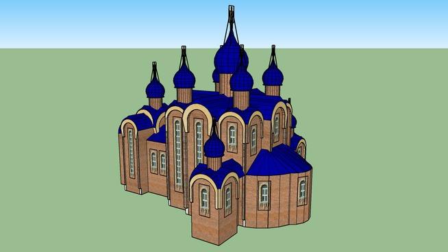 Серафимо-Иверский собор