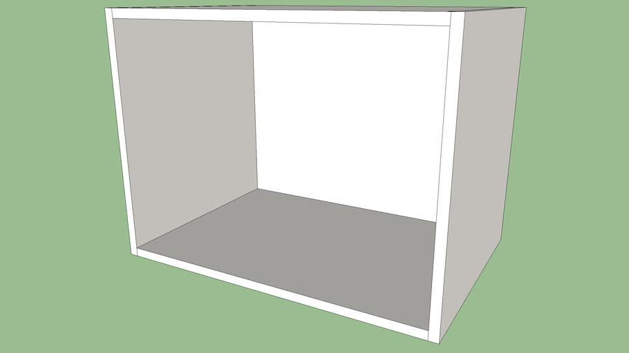 IKEA PLATSA Korpus 80x60x55