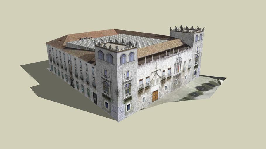 Casa del Cordón - Palacio de los Condestables de Castilla, Burgos