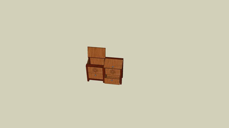Potato Bin/Storage Unit