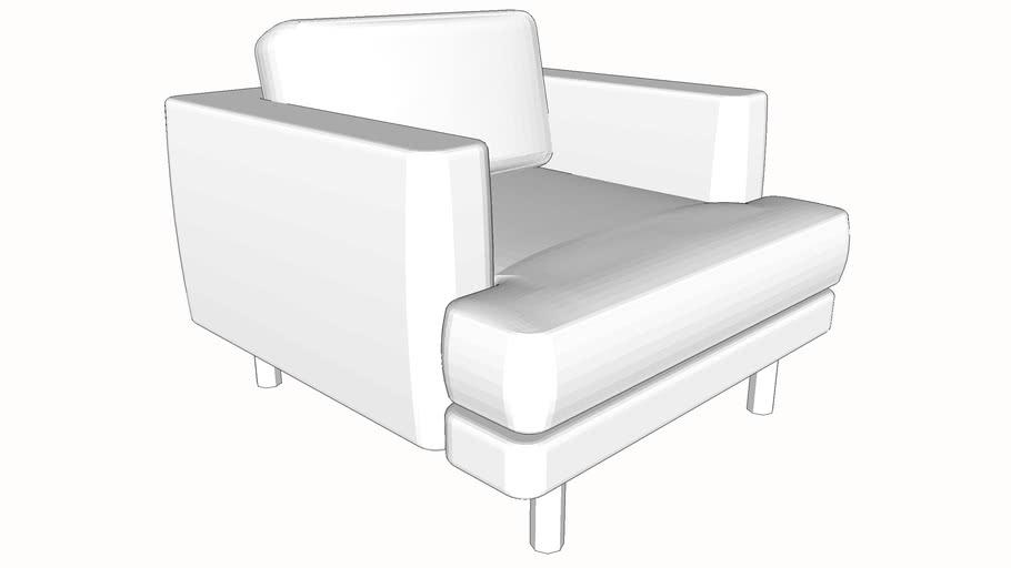 Knoll_DUrso_Lounge_Chair
