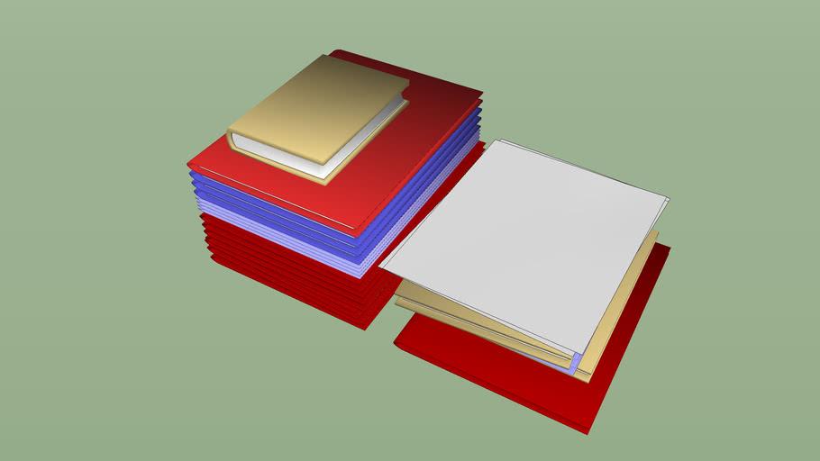 Libros y papeles