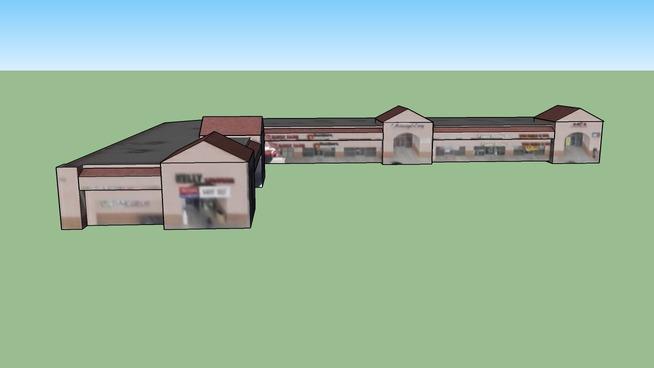 Building in Bernalillo, NM, USA