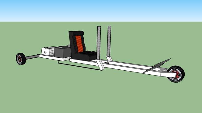 eletric go cart concept
