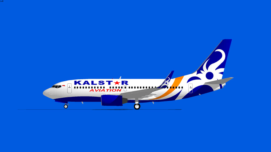 Kalstar Aviation Boeing 737-700