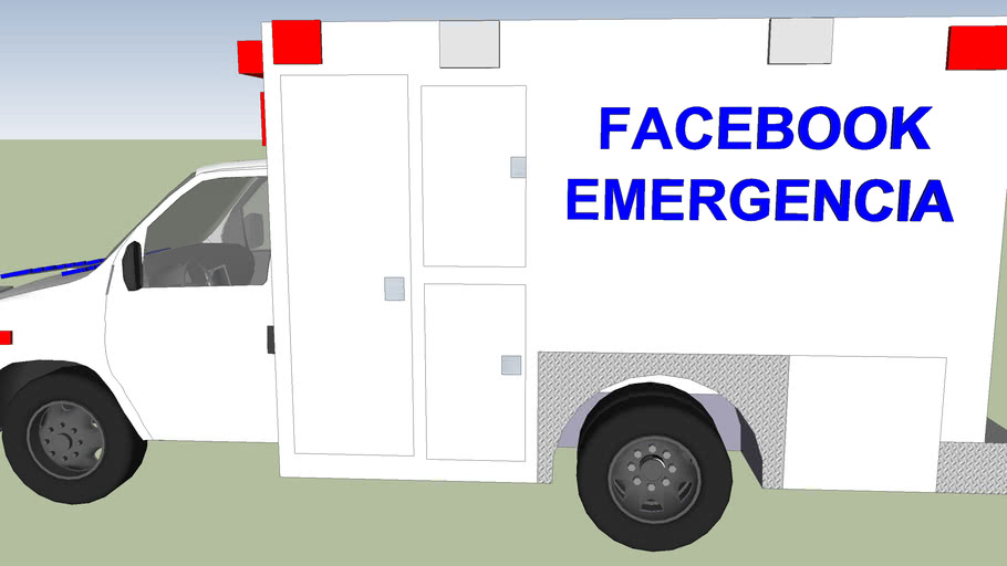 FACEBOOK EMERGENCY AMBULANCE TYPE l