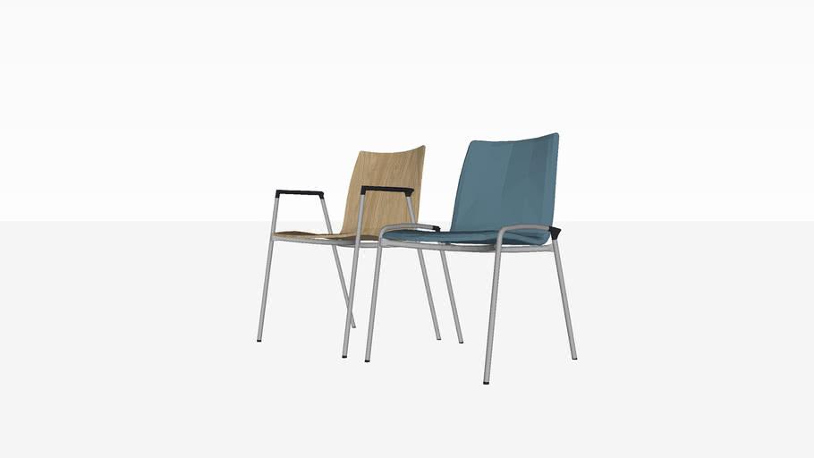 Casala Lynx II - hall chair