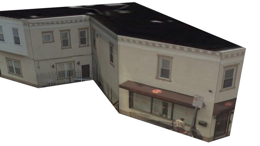 Gebäude in Philadelphia 186, PA, USA