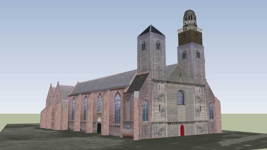 Nicolaï-, Nicolaas- of Klaaskerk, Utrecht