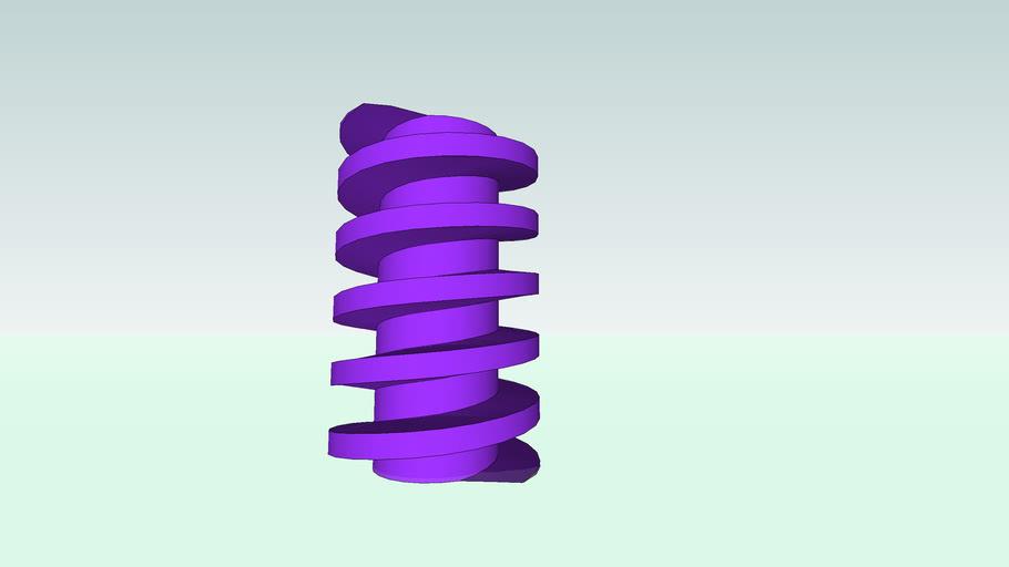 Lego Technic Gear Worm