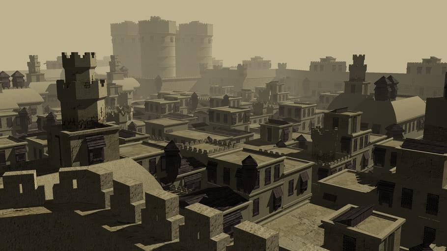 Persian City