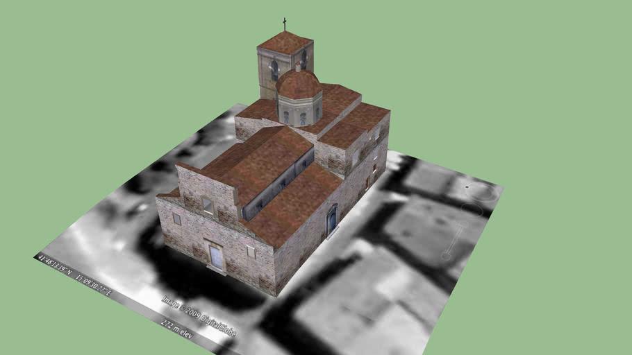 Chiesa di S. Maria in Silvis