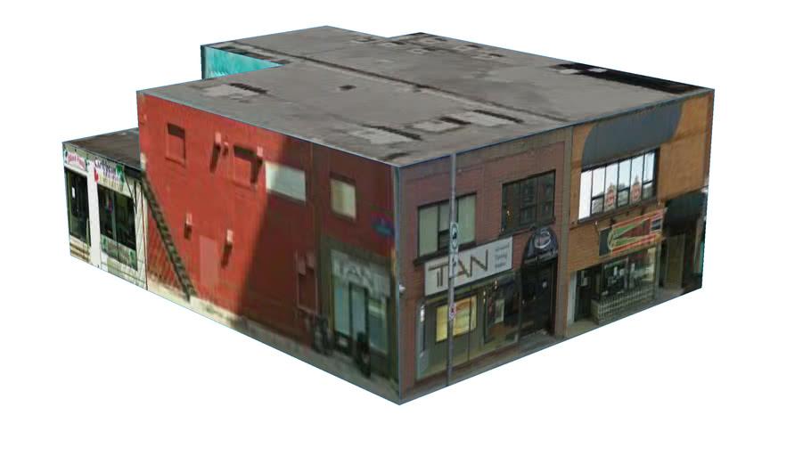 Building in Ottawa, ON, Canada