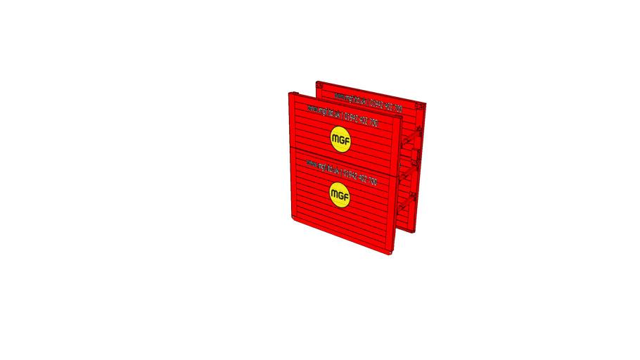 MGF Standard Trench Box