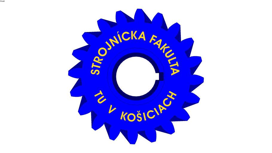 3D Logo SjF