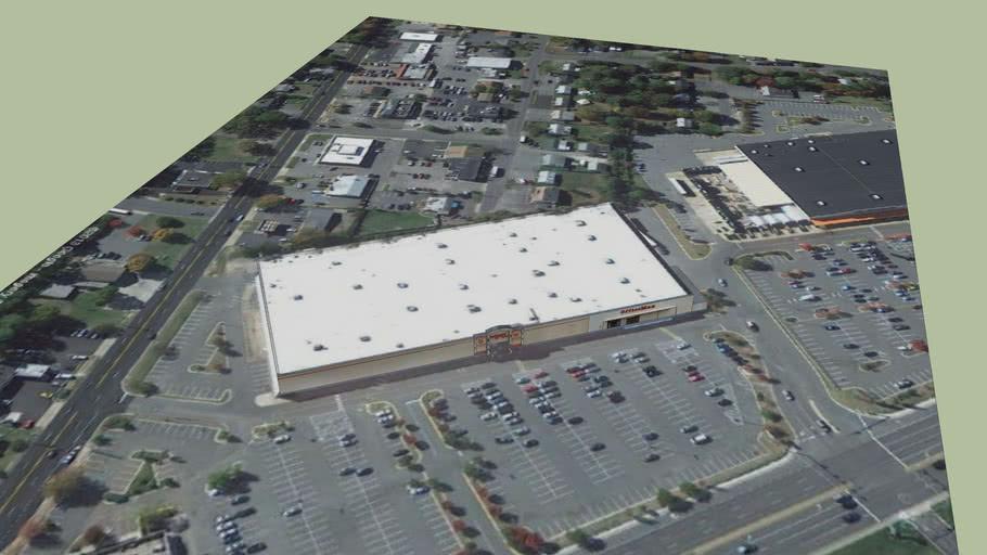 Burlington Coat Factory and Office Max