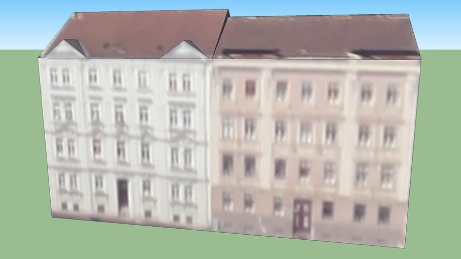 Budynek przy Linz, Donau, 4020 Linz, Austria