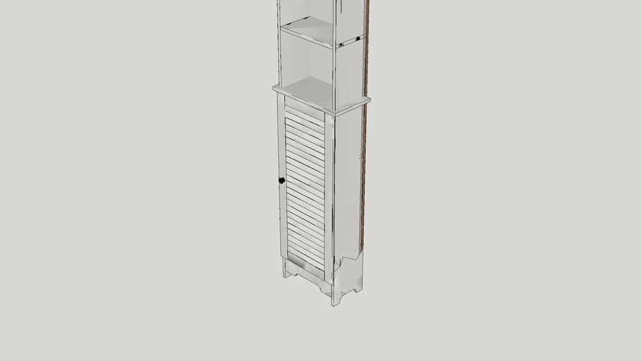 Portsmouth Tall Cabinet