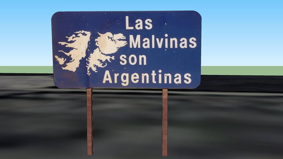 Malvinas Argentinas - Cartel