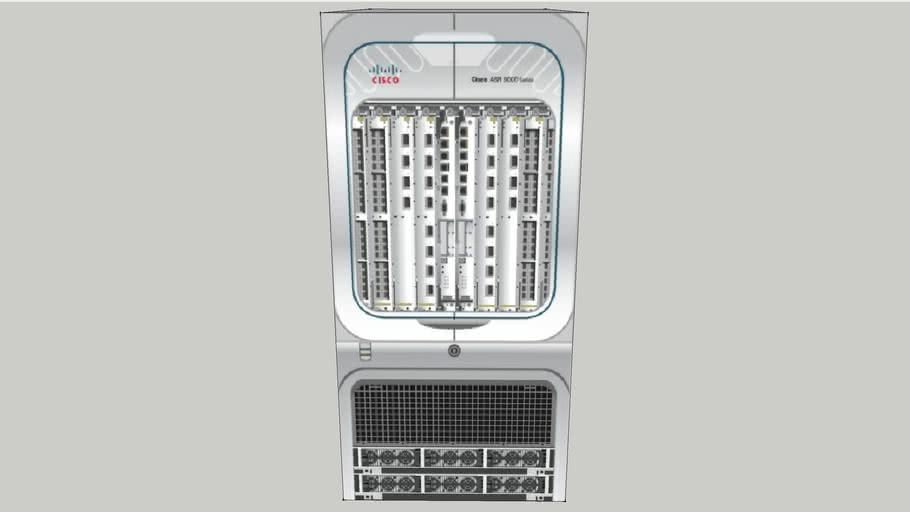 Cisco ASR 9010