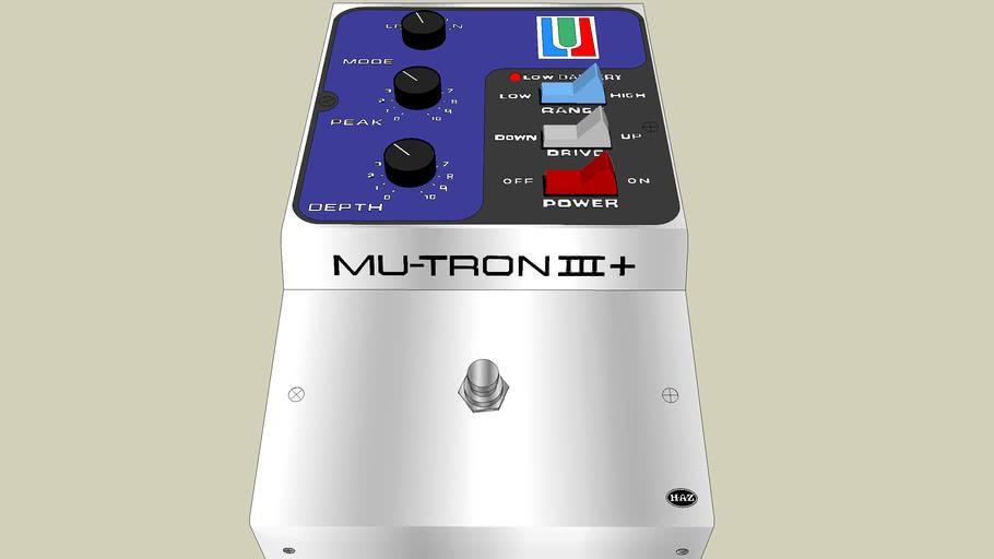 HAZ Mu-Tron III +