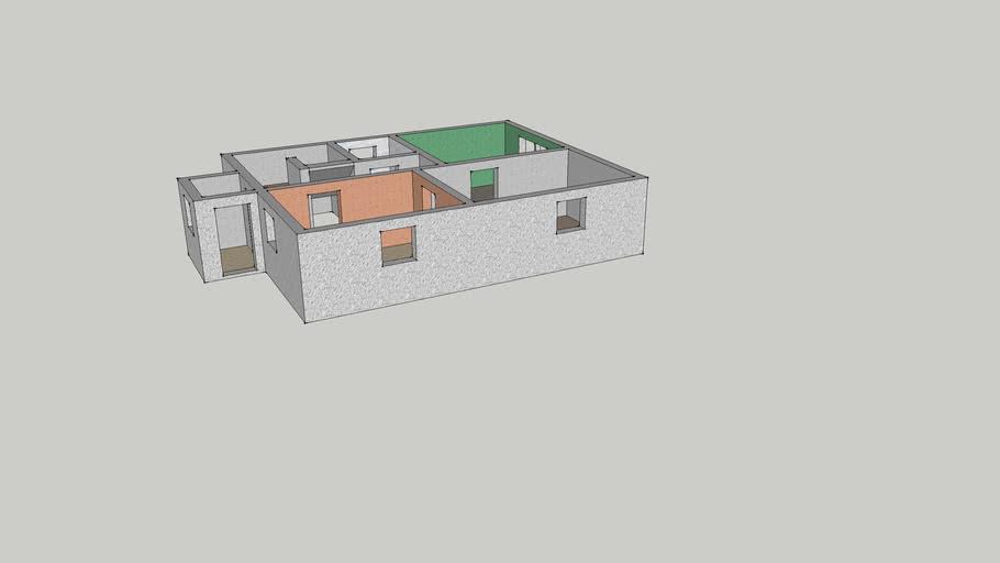 Einfamilienhaus Erdgeschoss