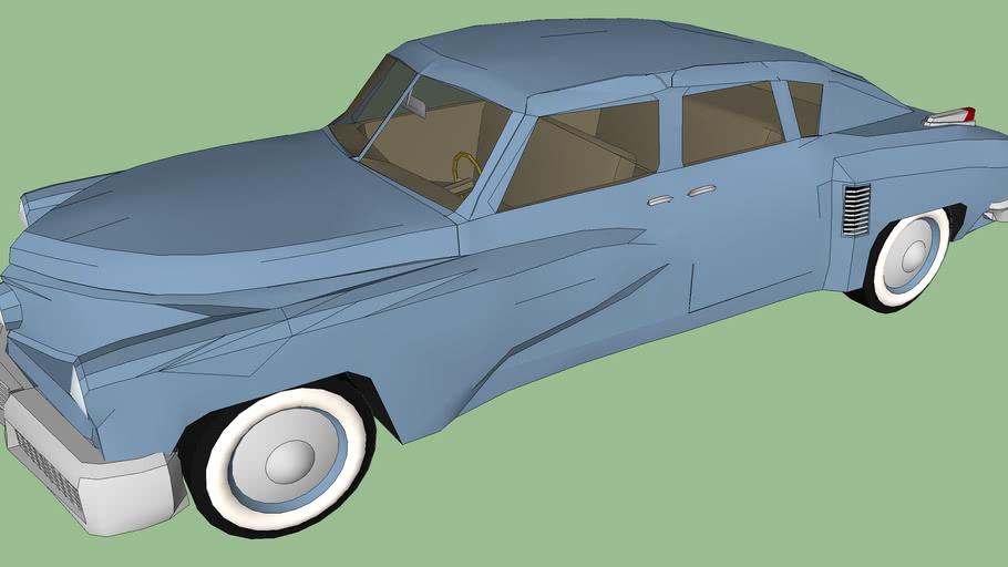 1948 Tucker Sedan #1014