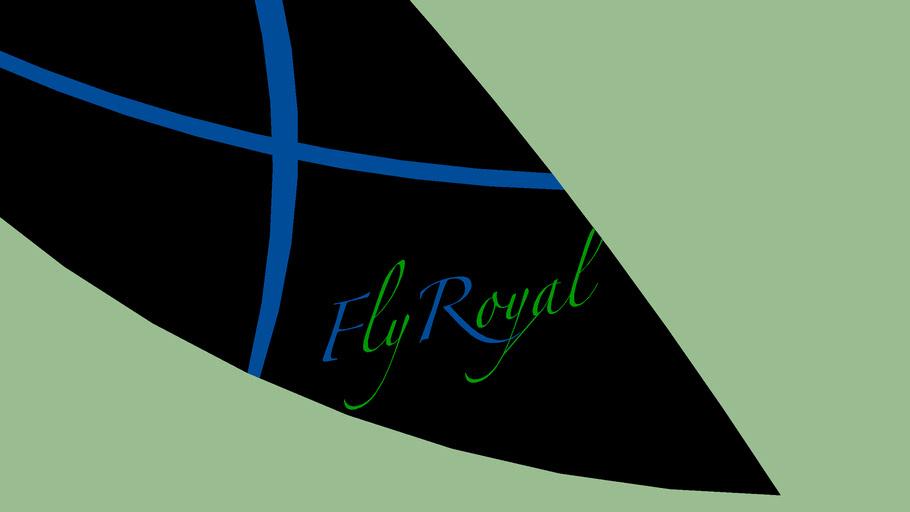 FlyRoyal Logo {Royal Inc., FlyHigh Corp. Sub-group; 69Kb}