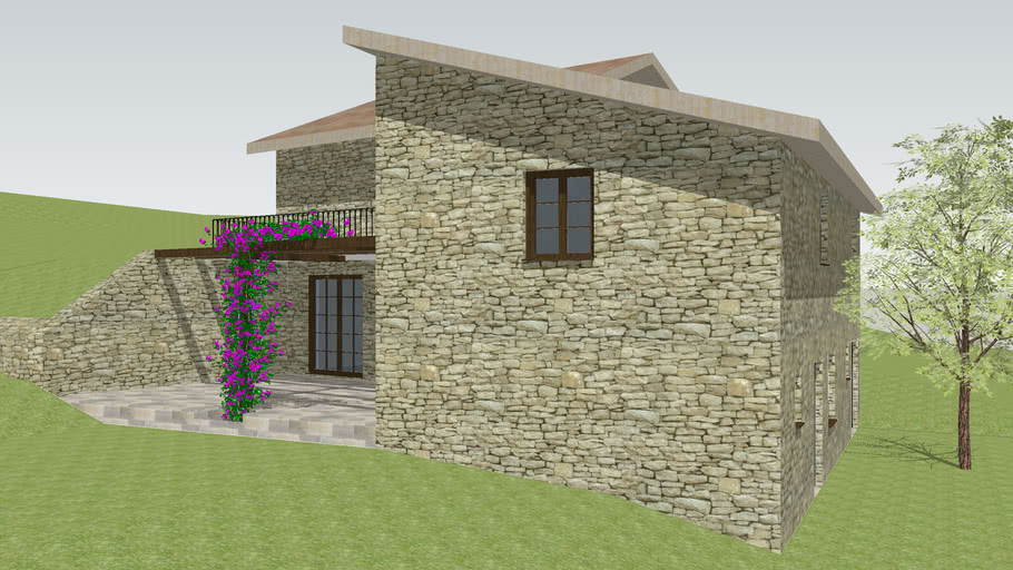house italian style