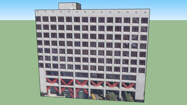Edificio en San Diego, California, EEUU