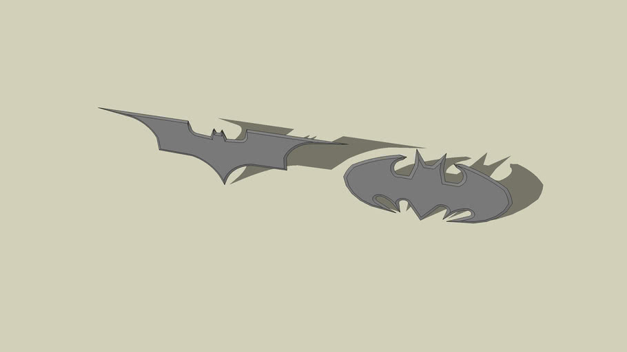 two Batarang's