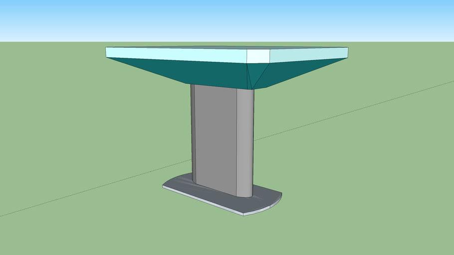 table studio 107 led