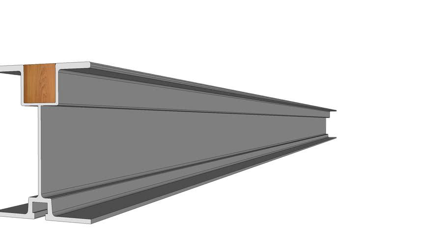 Aluma beam