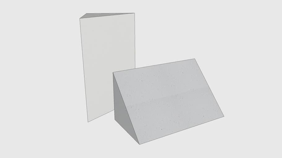 Skum Acoustics - Mocka BT - Bass traps (Basotect foam)