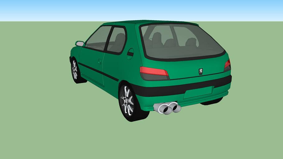 Peugeot 306 tuning