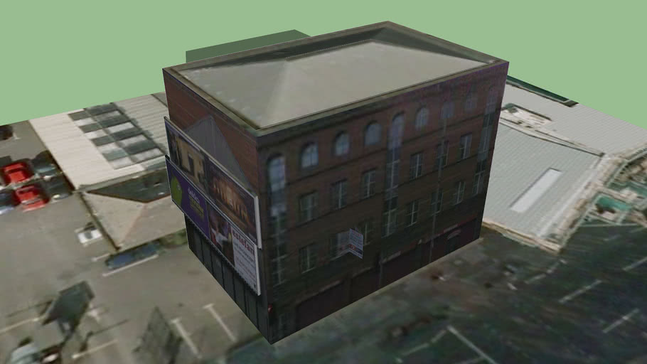 Belfast Centre 7 - Belfast3Dproject