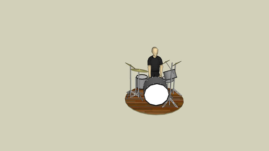 Rocker:The Drummer