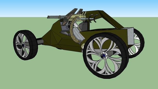 M-71 ratler