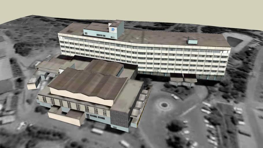 Hotel Intercontinental, Kabul