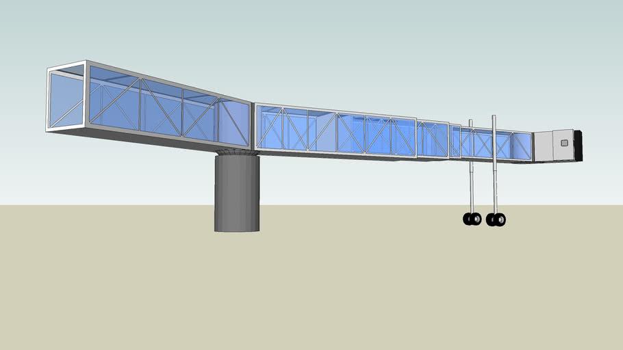 Adjustable Airport Jetway 1